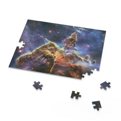 MysticMountainPuzzle board